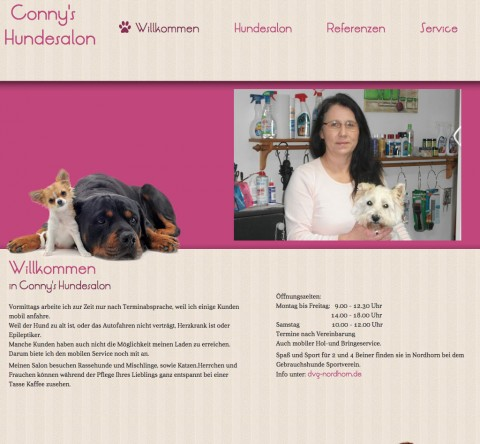 Hundesalon in Nordhorn: Conny´s Hundesalon in Nordhorn