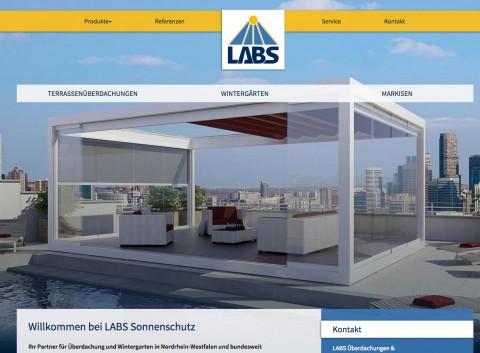 Terrassendächer in Osnabrück:  LABS Überdachungen & Sonnenschutzsysteme GmbH in Everswinkel
