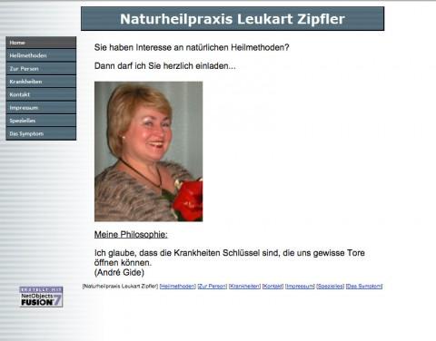 Naturheilpraxis in der Nähe von Basel: Naturheilpraxis Ulrike Leukart-Zipfler in Schopfheim