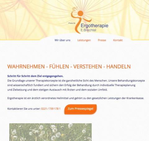 Vielfältige Kindertherapien in Köln – Praxis für Ergotherapie Elisabeth Brechtel in Köln