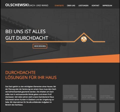 Dachdeckerei Klaus Olschewski in Gladbeck in Gladbeck