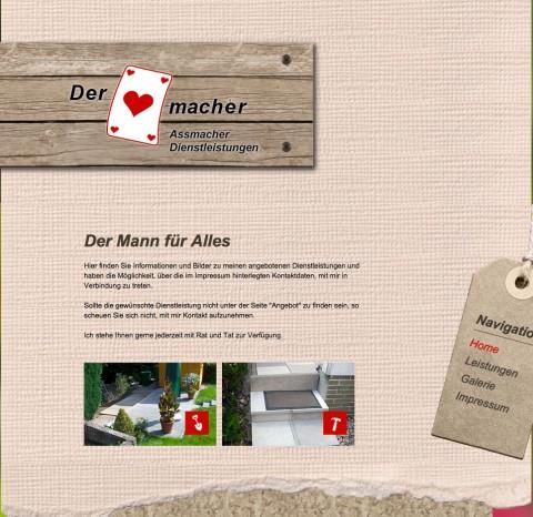 Assmacher Dienstleistungen in Gummersbach in Gummersbach