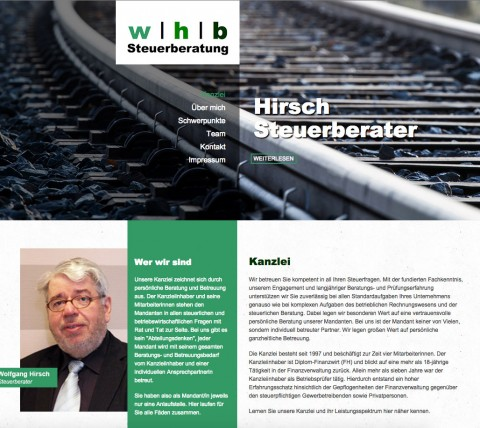Professionelle Steuerberatung in der Steuerkanzlei Wolfang Hirsch in Bremen in Butjadingen