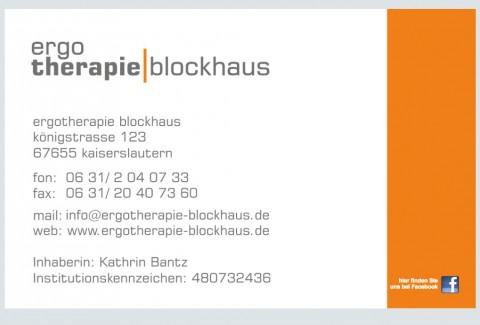 Heilbehandlungen in Kaiserslautern – Praxis für Ergotherapie Blockhaus in Kaiserslautern