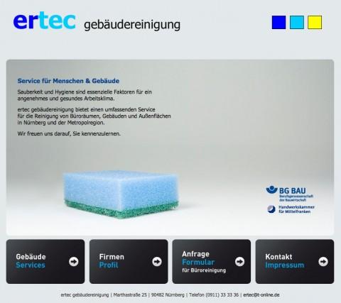 Gebäudereinigung in Nürnberg: ertec Gebäudereinigung GmbH in Nürnberg