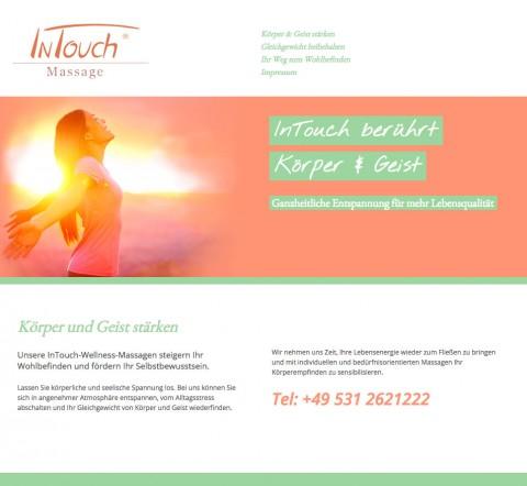 InTouch D. Wetzel in Braunschweig: Wellness-Massagen in Braunschweig