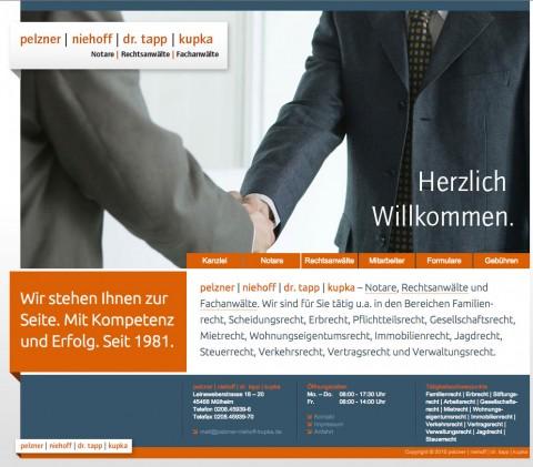pelzner | niehoff | kupka – Notare, Rechtsanwälte und Fachanwälte in Mülheim in Mülheim an der Ruhr