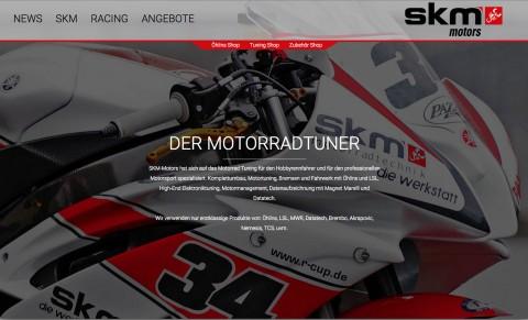Motorrad-Tuning: SKM Motors OHG in Greven in Greven