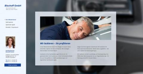 Autolackiererei in Düsseldorf: Bischoff GmbH in Düsseldorf-Heerdt