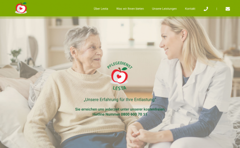 Mobiler Pflegedienst Lesta in der Region Gießen in Friedberg