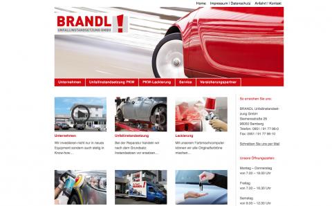 Im Schadensfall besser zum Profi: Rahmenrichtarbeiten von BRANDL Unfallinstandsetzung in Bamberg in Bamberg
