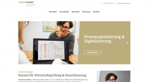 Wirtschaftsprüferin und Steuerberaterin in Leipzig: Steuerberatung Kuegler in Leipzig