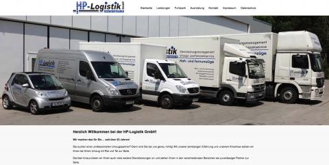 Mühelose Umzüge in München: HP-Logistik GmbH  in Großhelfendorf