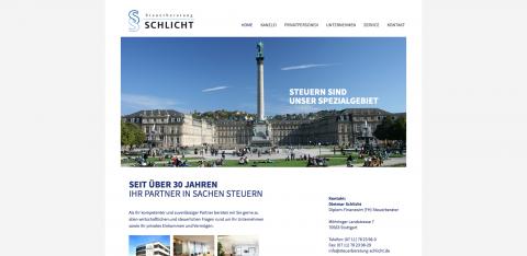 Steuerberater in Stuttgart: Steuerberatung Schlicht in Stuttgart