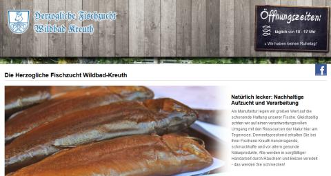 Herzogliche Fischzucht Wildbad Kreuth in Kreuth in Kreuth