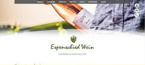 Ihr Weingut in Bad Kreuznach – Espenschied Wein in Bad Kreuznach
