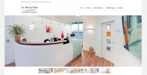 Zahnarztpraxis Dr. Flach in Wuppertal in Wuppertal