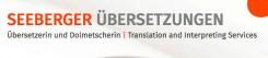 Ihre Übersetzerin und Dolmetscherin für Englisch-Deutsch aus Nürnberg | Nürnberg