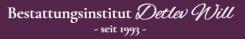 Ihr Partner für die Bestattungsvorsorge in Herzberg: Bestattungsinstitut Will | Herzberg