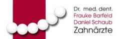 Zahnärzte Dr. med. dent Frauke Barfeld und Daniel Schaub in Essen | Essen