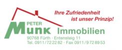 Immobilien in der Region Nürnberg finden: Peter Munk Immobilien | Fürth