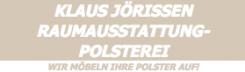 Klaus Jörissen Raumausstatter-Polsterei in Krefeld | Krefeld