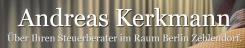 Finanzbuchhaltung in Berlin: Andreas Kerkmann | Berlin