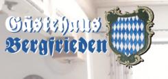 Der Bergfrieden ruft – Urlaub im idyllischen Gästehaus | Bad Bayersoien