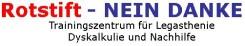 Rotstift – NEIN DANKE Trainingszentrum für Legasthenie, Dyskalkulie und Nachhilfe in Voerde | Voerde