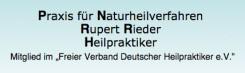 Heilpraktiker Rupert Rieder in Düren - Birgel | Düren - Birgel