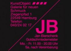 Goldschmied in Hamburg: Goldschmiedemeister Jan Bierschenk  | Hamburg