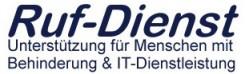 Hilfen für Menschen mit Behinderung: Ruf-Dienst UG (haftungsbeschränkt) in Bühl | Bühl