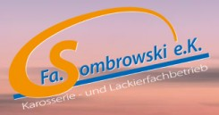 Karosserie- und Lackierfachbetrieb Sombrowski e.K. | Düsseldorf