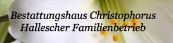 Bestatter in Halle: Bestattungshaus Christophorus | Halle