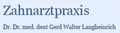 Alles für die Mundgesundheit: Zahnarzt Dr. Gerd Walter Langheinrich in München | München
