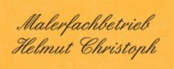 Malerfachbetrieb Helmut Christoph in der Region Cottbus | Cottbus