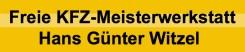 Autoreparatur in Grimmen: Freie KFZ-Meisterwerkstatt Witzel  | Grimmen