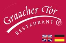 Leckerbissen Restaurant Graacher Tor in Bernkastel Kues   Bernkastel Kues