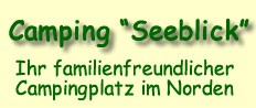 Familienfreundliches Camping in Husum, Ortsteil Schobüll: Campingplatz Seeblick an der Nordsee   Husum