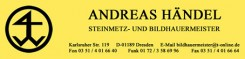 Steinmetz & Bildhauermeister Händel in Dresden | Dresden