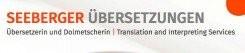 Dolmetscherin in Nürnberg: Professionelle Übersetzungen von Ulrike Seeberger | Nürnberg
