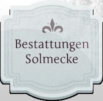 Bestattungen Solmecke in Lüdenscheid   Lüdenscheid