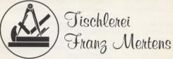 Tischlerei Mertens in Schmallenberg | Schmallenberg