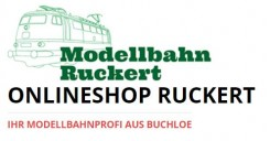 Eisenbahn-Modelle aller Art in Ihrem Onlineshop Ruckert    Buchloe