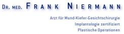 Implantologie in Düsseldorf: Dr. med. Frank Niermann | Düsseldorf