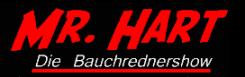 Mr. Hart: Der professionelle Bauchredner für jeden Anlass | Wadern