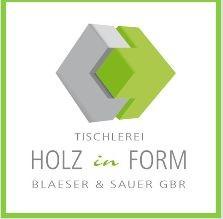 Tischlerei Holz in Form - Blaeser & Sauer GbR | Neuwied