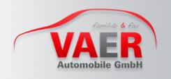 Autohaus in Oberhausen: VAER Automobile GmbH | Oberhausen