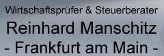 Reinhard Manschitz Wirtschaftsprüfer und Steuerberater in Frankfurt am Main | Frankfurt am Main