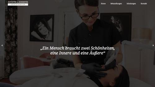 Firmenprofil von: Kosmetikstudio in Leer: Ästhetik und Kosmetik